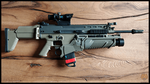 S&T MK16/MK17 EGLM <br> REVIEW