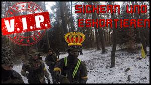 VIP – Sichern & Eskortieren! <br> GAMEPLAY