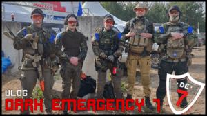 DARK EMERGENCY 7 <br>VLOG