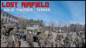 LOST AIRFIELD SOLID THUNDER <br>VLOG