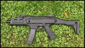 ASG CZ Scorpion EVO3 A1<br>REVIEW