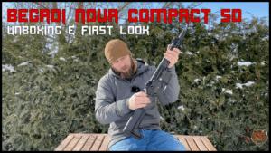 Begadi NOVA Compact SD <br> UNBOXING