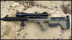 Read more about the article Silverback Desert Tech SRS A2 Covert <br> REVIEW