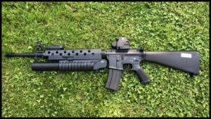 Read more about the article E&C M16 inkl. M203 – Version 2<br> REVIEW