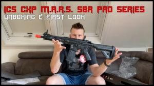 "Read more about the article ICS M4 CXP M.A.R.S. SBR ""PRO SERIES"" <br> UNBOXING"